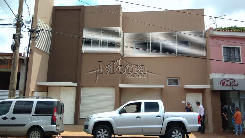 Sala Comercial em Cravinhos, no bairro Centro
