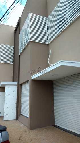 Sala Comercial, código 842 em Cravinhos, bairro Centro