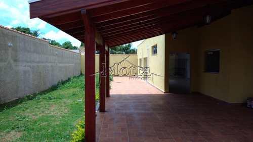 Casa, código 847 em Cravinhos, bairro Jardim das Acácias