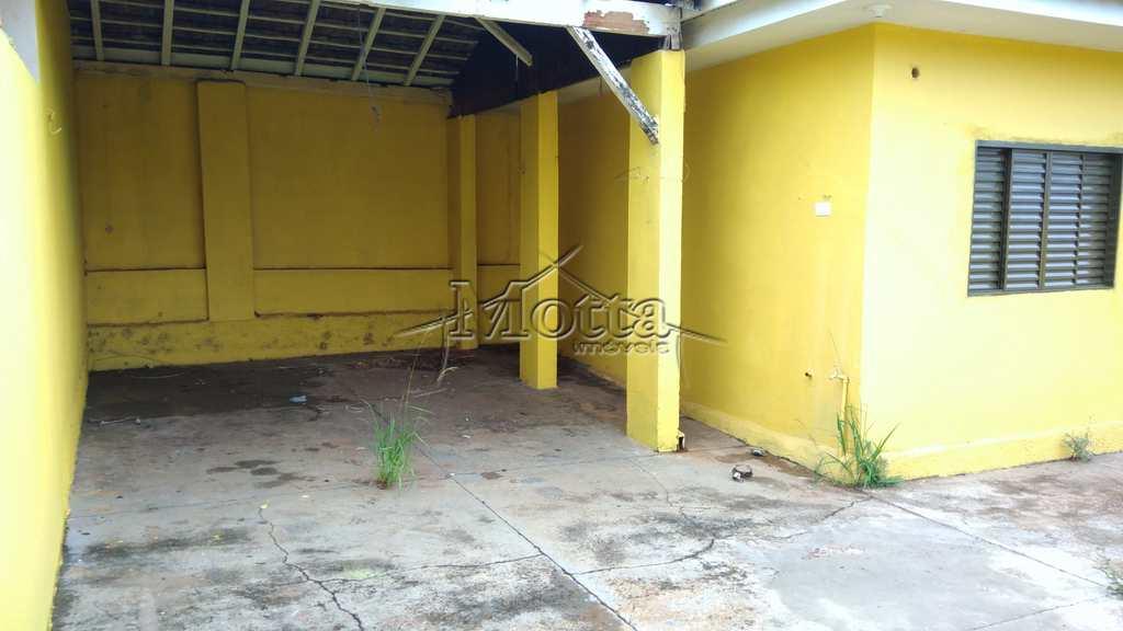 Casa em Cravinhos, bairro Vila Viega