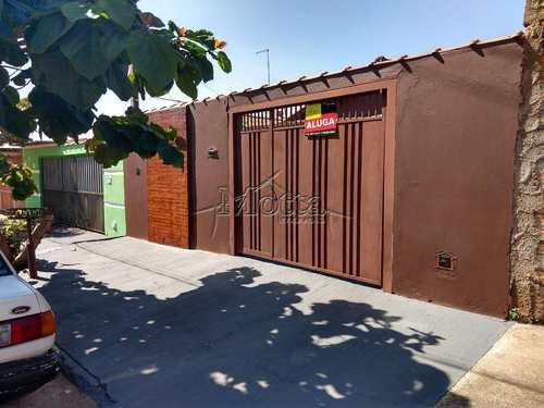 Casa, código 863 em Cravinhos, bairro Francisco Castilho