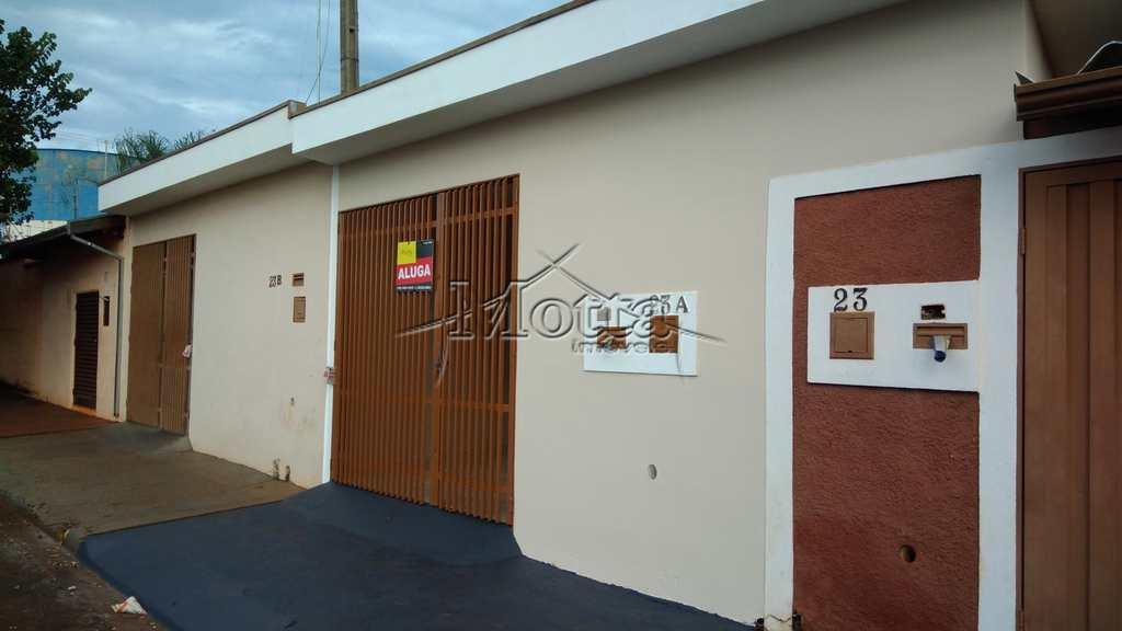 Casa em Cravinhos, bairro Jardim Primavera