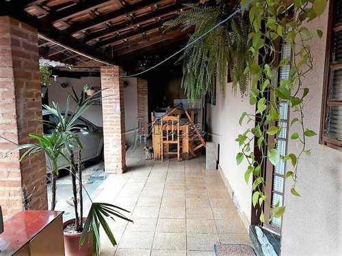Casa, código 868 em Cravinhos, bairro Bela Vista