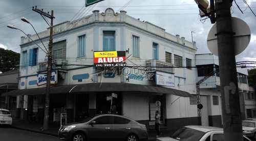 Sala Comercial, código 870 em Cravinhos, bairro Centro