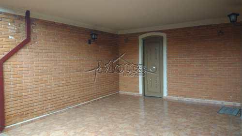 Casa, código 873 em Cravinhos, bairro Parque São José