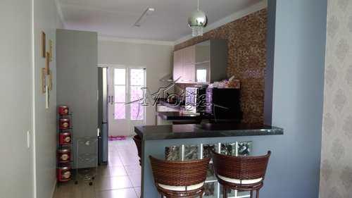 Casa, código 875 em Cravinhos, bairro Jardim Santana