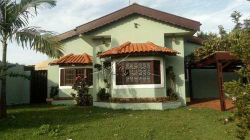 Casa, código 877 em Cravinhos, bairro Ana Carolina