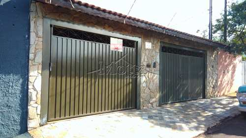 Casa, código 882 em Cravinhos, bairro Jardim Primavera