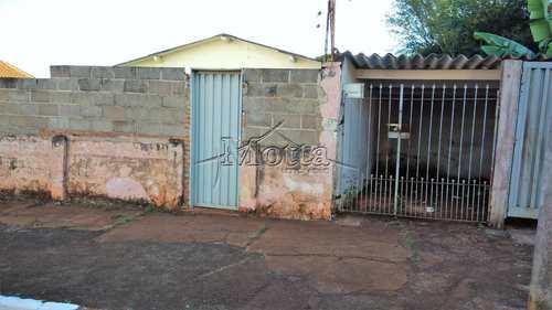 Casa, código 884 em Cravinhos, bairro Centro
