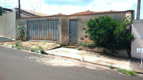 Casa, código 886 em Cravinhos, bairro Jardim das Acácias