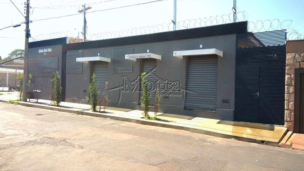 Sala Comercial em Cravinhos, bairro Bela Vista