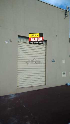 Sala Comercial, código 895 em Cravinhos, bairro Jardim Itamarati