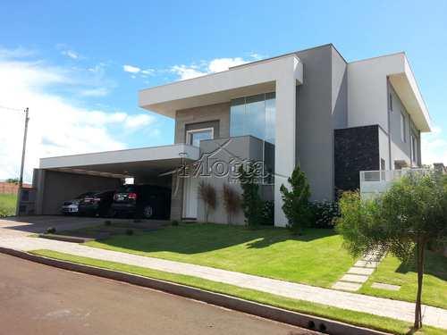 Casa, código 900 em Cravinhos, bairro Ana Carolina