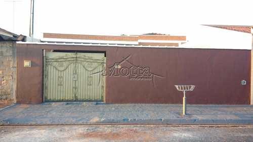 Casa, código 902 em Cravinhos, bairro Joao Berbel