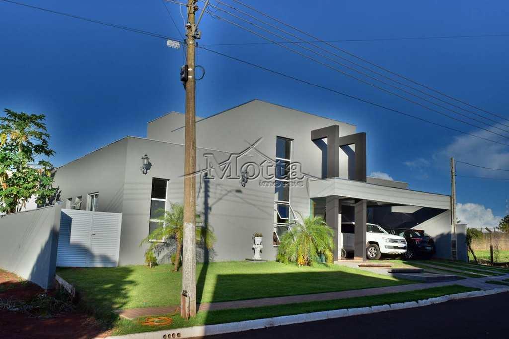 Casa em Cravinhos, bairro Ana Carolina