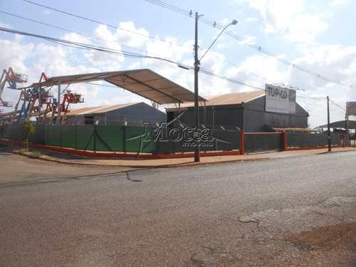 Terreno Comercial, código 905 em Cravinhos, bairro Distrito Industrial