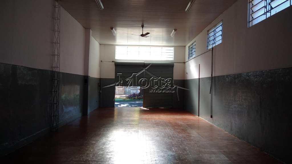 Salão em Cravinhos, bairro Centro
