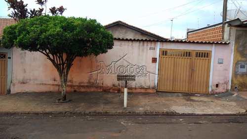 Casa, código 913 em Cravinhos, bairro Francisco Castilho