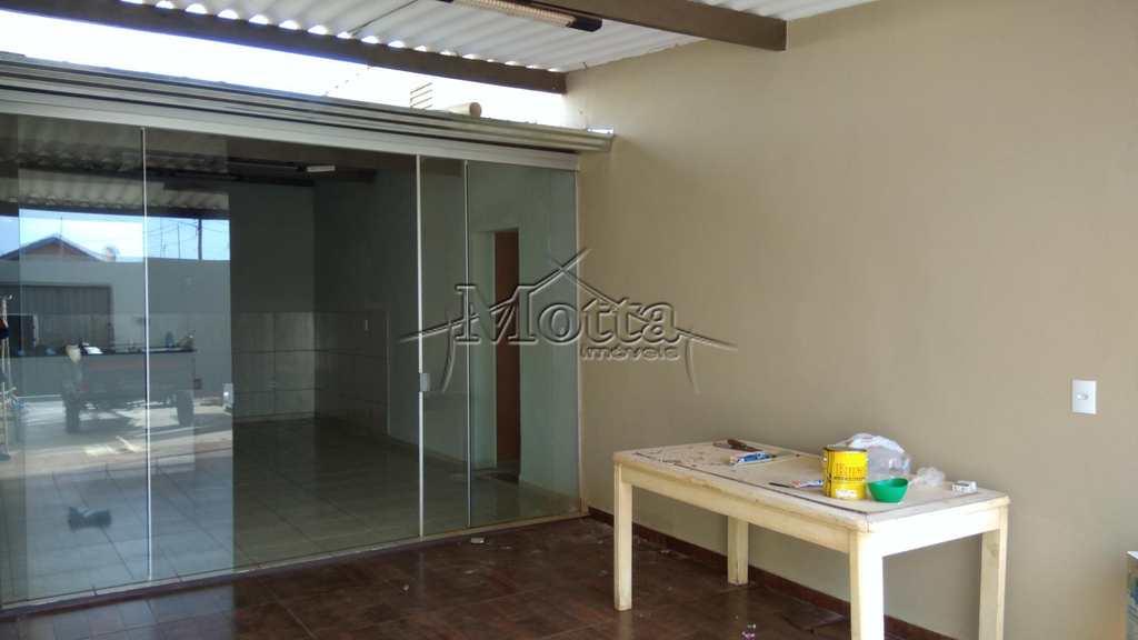 Casa em Cravinhos, bairro Jardim Santana