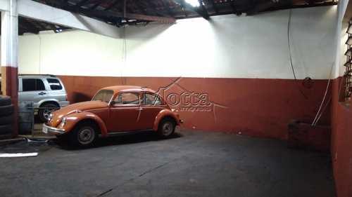 Galpão, código 921 em Cravinhos, bairro Sumare