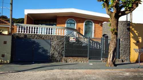 Casa, código 924 em Cravinhos, bairro Centro