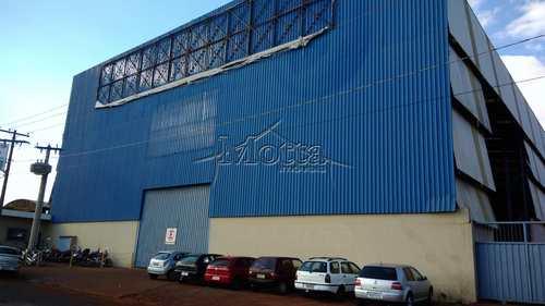 Galpão, código 925 em Cravinhos, bairro Distrito Industrial