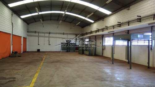 Galpão, código 926 em Cravinhos, bairro Distrito Industrial