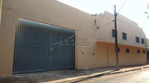 Galpão, código 936 em Cravinhos, bairro Centro