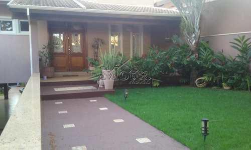Casa, código 937 em Cravinhos, bairro Centro