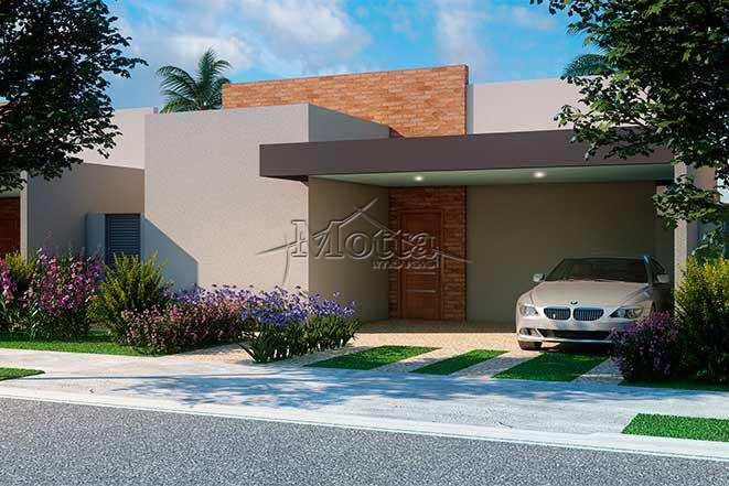 Casa em Cravinhos, bairro Alto do Vale