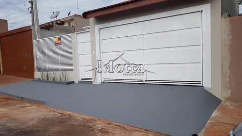 Casa, código 960 em Cravinhos, bairro Jardim das Acácias