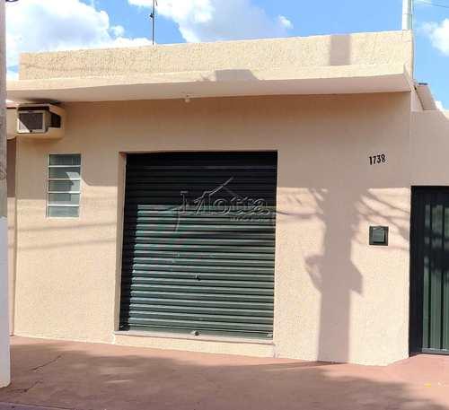 Sala Comercial, código 964 em Cravinhos, bairro Conjunto Habitacional Francisco Castilho