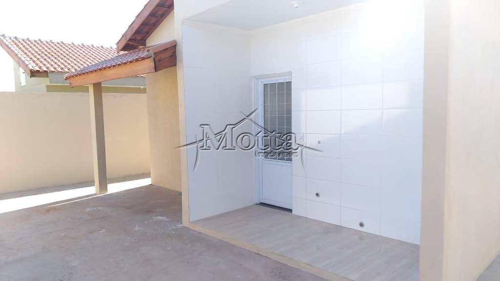 Casa em Cravinhos, bairro Jardim Aliança
