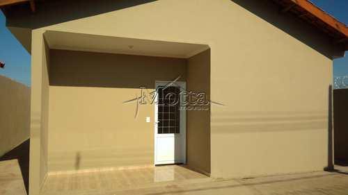 Casa, código 973 em Cravinhos, bairro Jardim Aliança