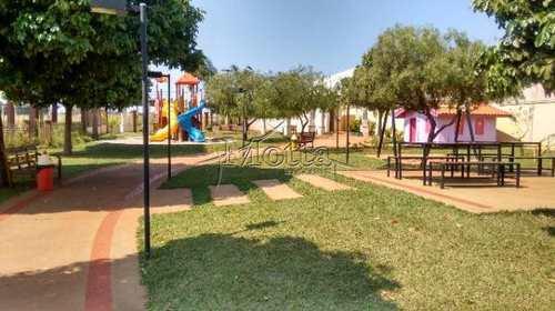 Terreno de Condomínio, código 995 em Cravinhos, bairro Ana Carolina