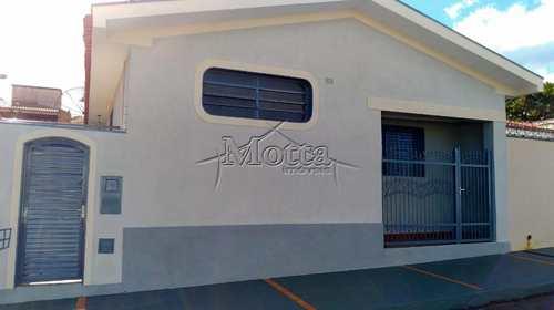 Casa, código 1003 em Cravinhos, bairro Santa Cecilia