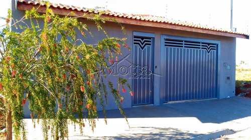 Casa, código 1008 em Cravinhos, bairro Jardim Aliança