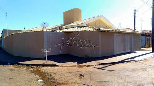 Casa, código 1010 em Cravinhos, bairro Joao Berbel