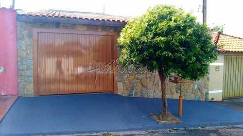 Casa, código 1014 em Cravinhos, bairro Jardim Alvorada