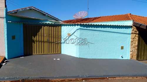 Casa, código 1016 em Cravinhos, bairro Jardim Alvorada
