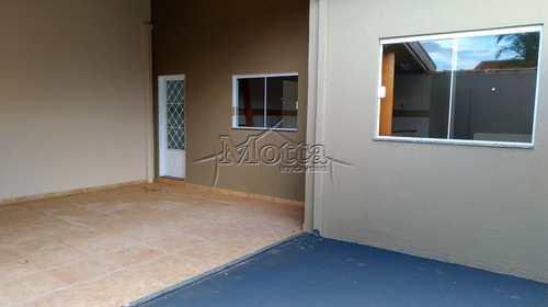 Casa, código 1043 em Cravinhos, bairro Santa Cruz