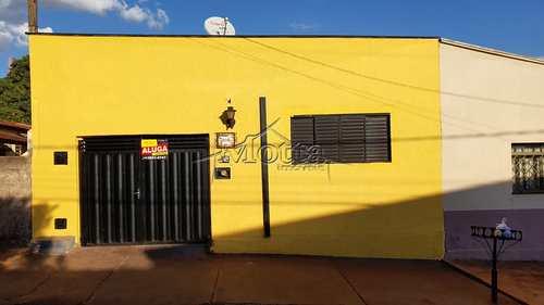 Casa, código 1071 em Cravinhos, bairro Centro