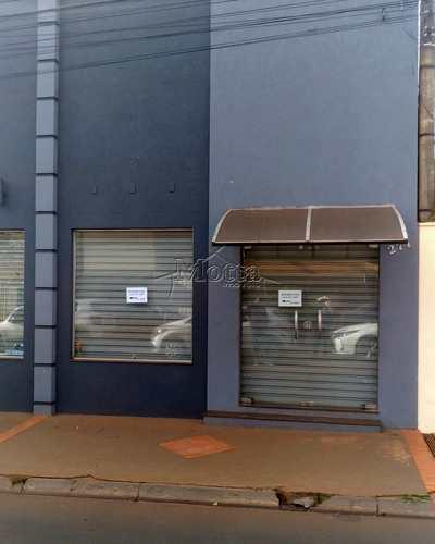 Sala Comercial, código 1074 em Cravinhos, bairro Jardim Itamarati
