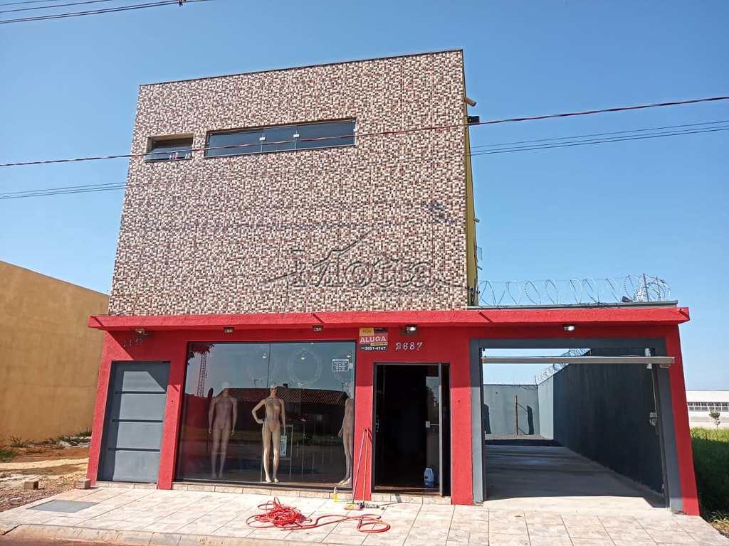 Sala Comercial em Cravinhos, no bairro Jardim Júlia