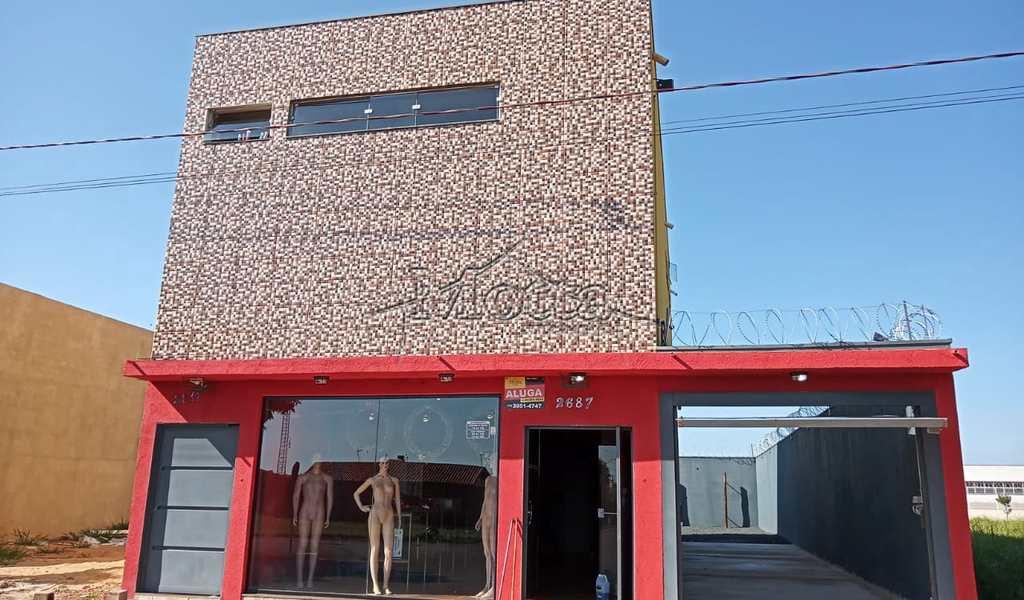 Sala Comercial em Cravinhos, bairro Jardim Júlia