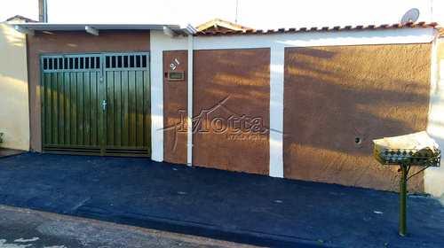 Casa, código 1081 em Cravinhos, bairro Jardim Alvorada
