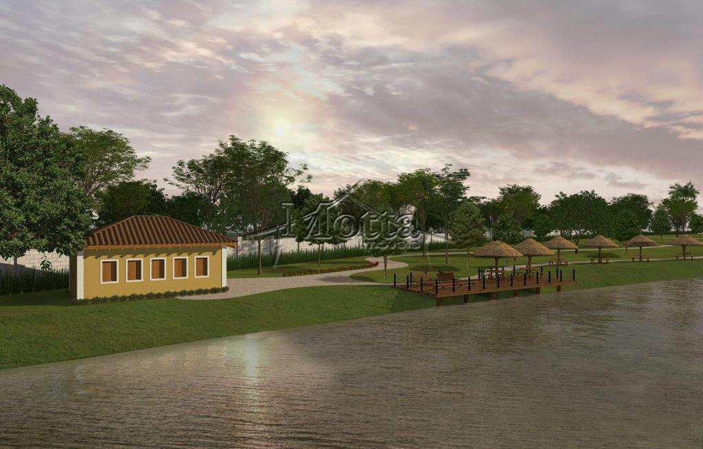 Terreno de Condomínio em Cravinhos, no bairro Alto da Boa Vista