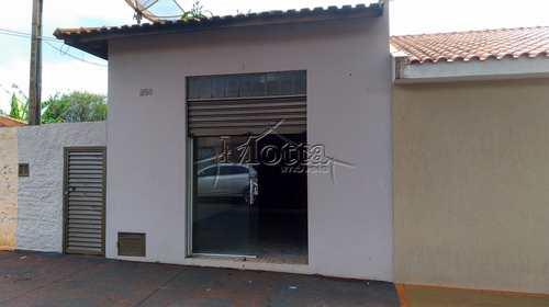 Sala Comercial, código 1110 em Cravinhos, bairro Centro
