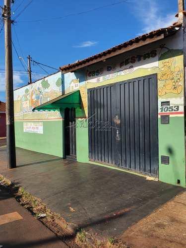 Sala Comercial, código 1120 em Cravinhos, bairro Parque São Francisco