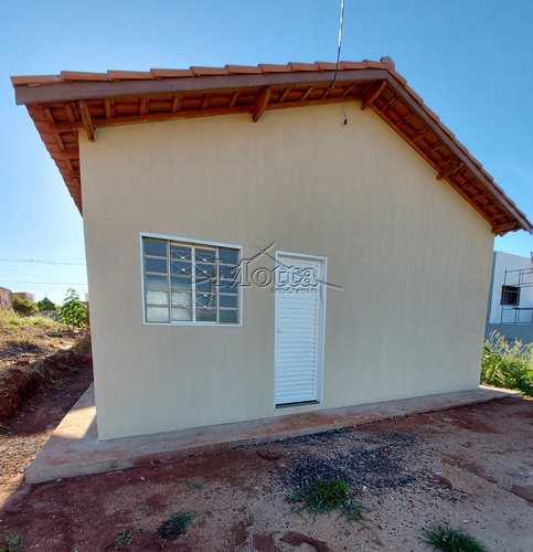 Casa, código 1123 em Cravinhos, bairro Jardim Aliança